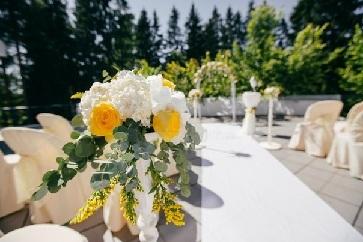Загородный отель для свадьбы